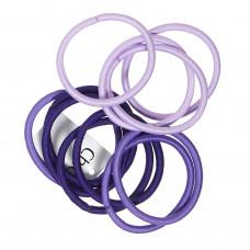 Lilla elastikker i forskellige nuancer, Ø 7 cm, 12 stk.